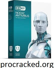 NOD32 AntiVirus 14.1.19.0 Crack