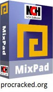 MixPad 7.30 Crack