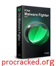IObit Malware Fighter Pro 8.0.2.547 Crack