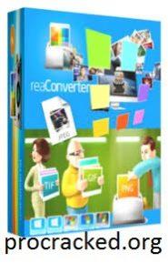 ReaConverter Pro 7.643 Crack