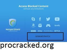 Hotspot Shield VPN 10.21.2 Crack