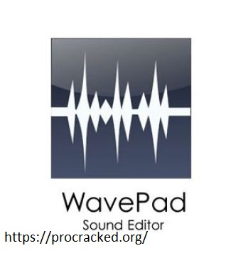 WavePad Sound Editor 12.44 Crack
