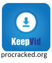 KeepVid Pro 8 Crack
