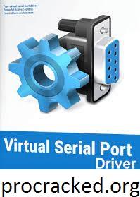 Virtual Serial Port Driver 9.0 Build 9.0.575 Crack