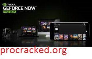 GeForce NOW 2.0.29 Crack