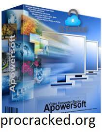 Apowersoft Video Editor Crack 1.7.3.11