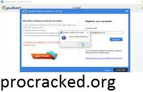 Epubor Audible Converter Crack