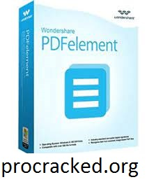 Wondershare PDFelement Pro 8.2.3.780 Crack