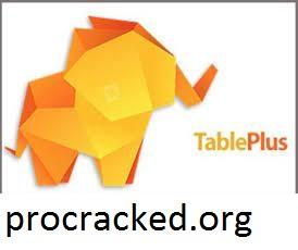 TablePlus Crack 4.2.5 Build 174