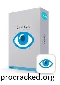 CareUEyes Pro 2.1.3.0 Crack