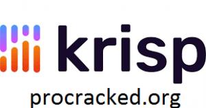 Krisp 1.29.2 Crack