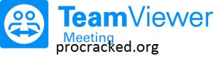 TeamViewer Meeting 15.22.2 Crack