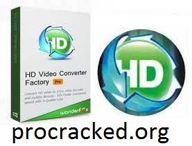 HD Video Converter Factory Pro 23.0 Crack