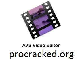 AVS Video Editor Crack 9.5.1.383