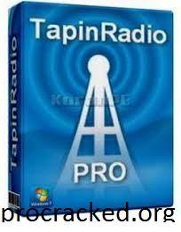 TapinRadio 2.15.1 Crack