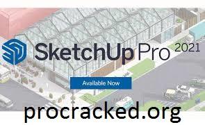 SketchUp Pro 2021 21.1.332 Crack