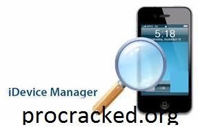iDevice Manager Pro Edition 10.8.2.0 Crack